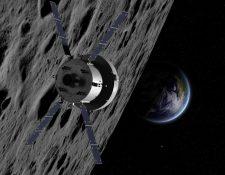 Expertos creen que la nueva carrera por la Luna es una estrategia política. (Foto: enelaire.mx)