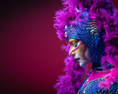 Arlequia se presentará en la Gran Sala Efraín Recinos del Teatro Nacional el 21 de junio (Foto Prensa Libre: Cortesía)