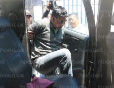 Pedro René Lorenzo López, piloto del camión que arrolló a un grupo de vecinos de Nahualá, Sololá. (Foto Prensa Libre: Hemeroteca PL).