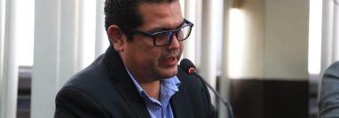 Pablo Mauricio Yanes Guerra fue procesado por lavado de dinero y asociación ilícita en el caso Odebrecht. (Foto Prensa Libre: Carlos Hernández)