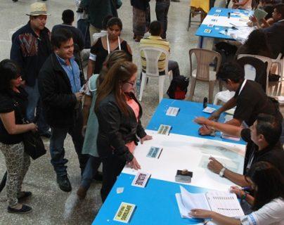Comienza la revisión de 105 mil actas de los resultados de las votaciones generales