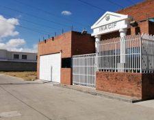 Instituto Nacional de Ciencias Forenses (Inacif) solicitó a la comuna de Xela un terreno para construir una sede regional (Foto Prensa Libre: Hemeroteca PL)