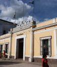 Municipalidad de Santa Cruz del Quiché estará dominada por autoridades electas por el partido UNE,  (Foto Prensa Libre: Héctor Cordero).