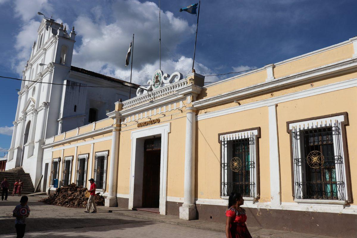 La UNE dominará en la corporación municipal de Santa Cruz del Quiché