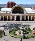 Gustavo Cano es el alcalde electo de Huehuetenango. (Foto Prensa Libre: Mike Castillo)