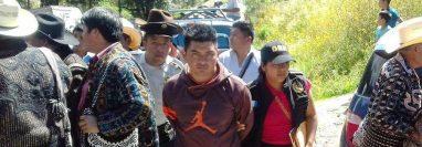 Víctor Ben Morales fue encontrado culpable de asesinar a su esposa y enterrar su cadáver en Sololá. (Foto Prensa Libre: Hemeroteca PL)