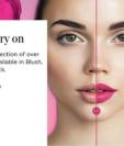 Con realidad aumentada youtube le permitirá a las mujeres probar distintos tipos de maquillaje. (Foto Prensa Libre: Redes)