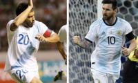 Carlos Ruiz presume que tiene más goles que Lionel Messi en clasificatorios a Copa del Mundo. (Foto Prensa Libre: Hemeroteca PL)