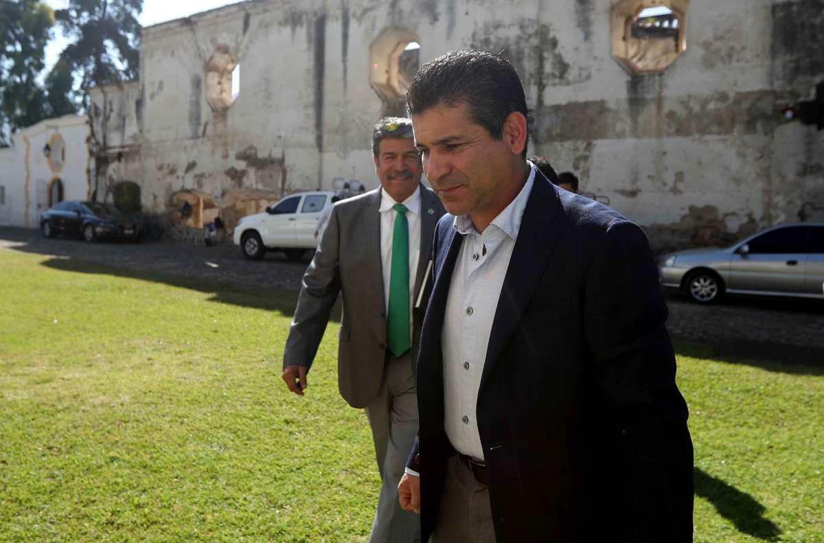 Mexicano Torres Servín elogia la seriedad del Antigua, campeón de Guatemala