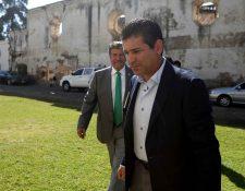 El entrenador mexicano Antonio Torres Servin, fue fundamental en la obtención del cuarto título colonial. (Foto Prensa Libre: Carlos Vicente)