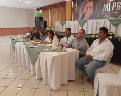 Sandra Torres culpa al presidente Jimmy Morales de crear inestabilidad