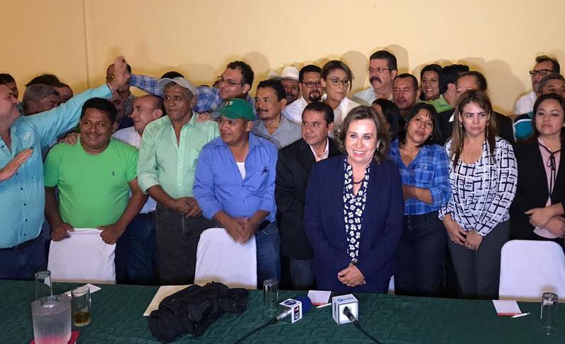 Sandra Torres invita a Edmond Mulet a su gabinete, pero él rechaza la propuesta