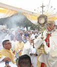El Corpus Christi se celebra por primera vez en 1246 en la diócesis de Lieja (Bélgica).
