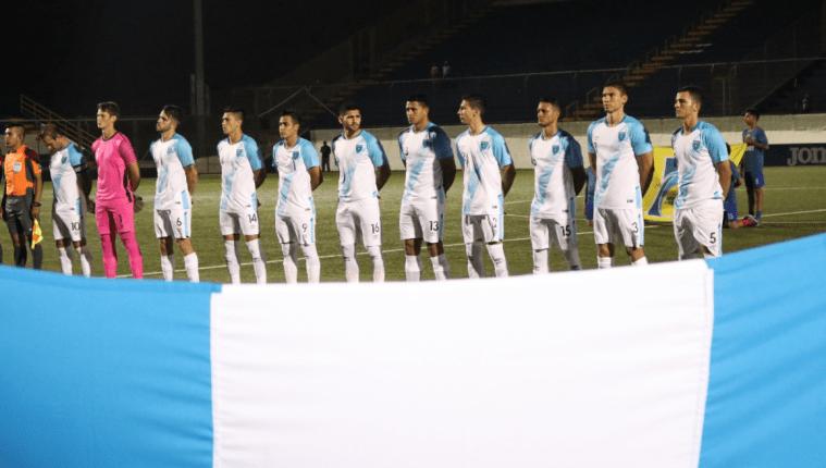 Los jugadores guatemaltecos necesitan más oportunidades para ser mejores en la Selección Nacional. (Foto Prensa Libre: Hemeroteca PL)