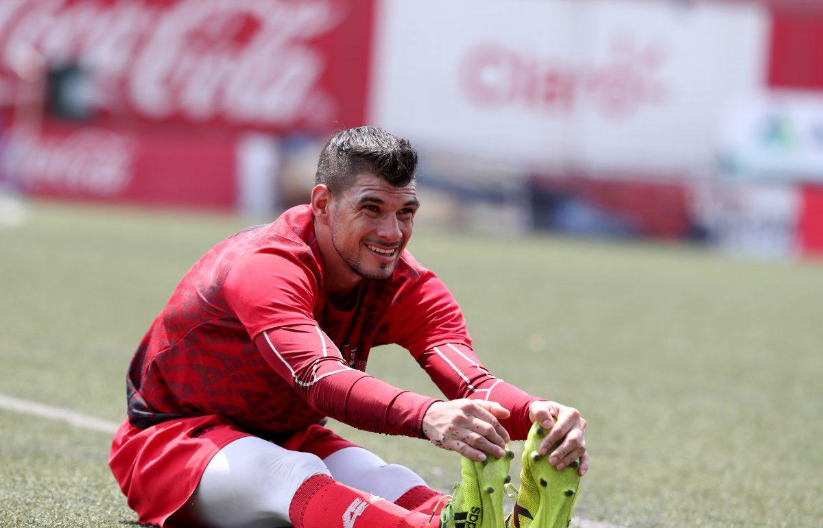 ¡Refuerzo de lujo! Manuel Sosa aportará su experiencia al proyecto de Sanarate FC