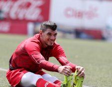 El experimentado guardameta Manuel Sosa seguirá jugando en la Liga Nacional. Foto: Hemeroteca PL