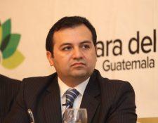 El gobierno hizo pública la postulación del abogado Stuardo Ralón para integrar la CIDH. (Foto Prensa Libre: Hemeroteca PL)