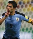 El delantero uruguayo Luis Suárez busca estar listo para la Copa América con su selección. (Foto Prensa Libre: Hemeroteca PL)