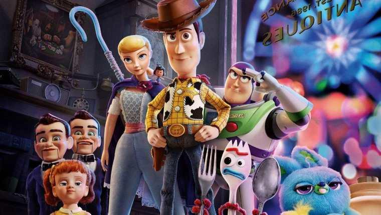 Esta es la cuarta producción de la saga de Toy Story, que ha marcado a niños y adultos. (Foto Prensa Libre: Pixar Animation Studios).