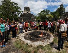 Operadores de turismo mayoristas, periodistas internacionales    especializados en turismo e influencers  visitaron en diferentes grupos destinos de Guatemala. (Foto, Prensa Libre: Inguat).