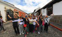 Una delegación de operadores de turismo mayoristas de Taiwán recorrieron varios destinos del país. (Foto, Prensa Libre: Inguat).