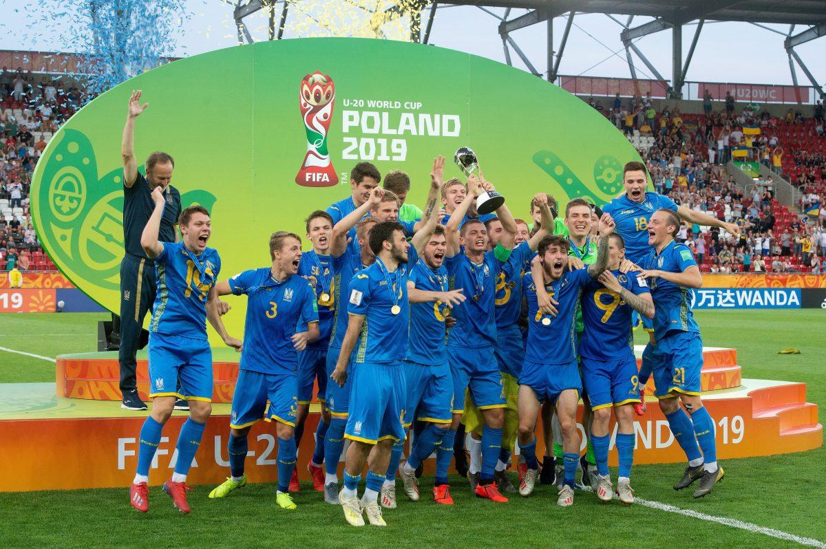 Ucrania se proclama campeona del mundo Sub 20 tras vencer a Corea del Sur