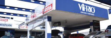 Vifrio tiene en la actualidad 12 centros de servicio. (Foto, Prensa Libre: Vifrio).