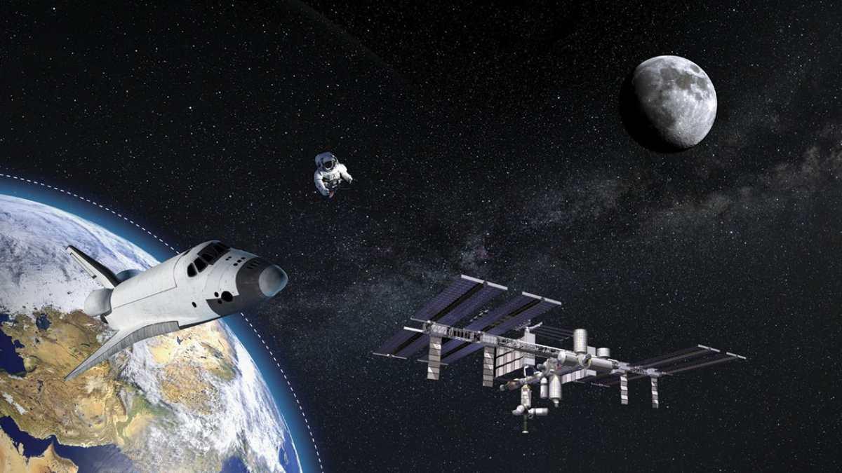 Alistan los viajes más allá de la órbita terrestre