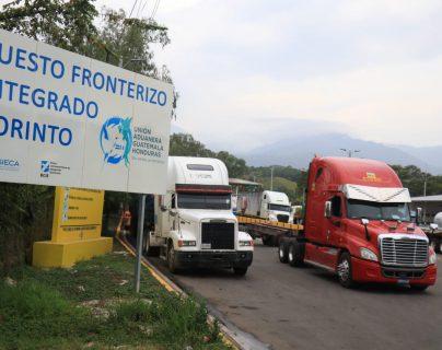 El Duca sustituye el Formulario Aduanero Único Centroamericano (Fauca), la Declaración Única para el Transporte Aduanero Internacional Terrestre (DUT). (Foto Prensa Libre: Dony Stewart)