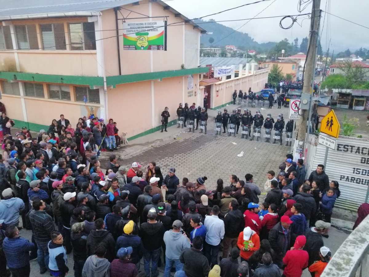 Suspenden elecciones en Esquipulas Palo Gordo por supuesto acarreo de votantes