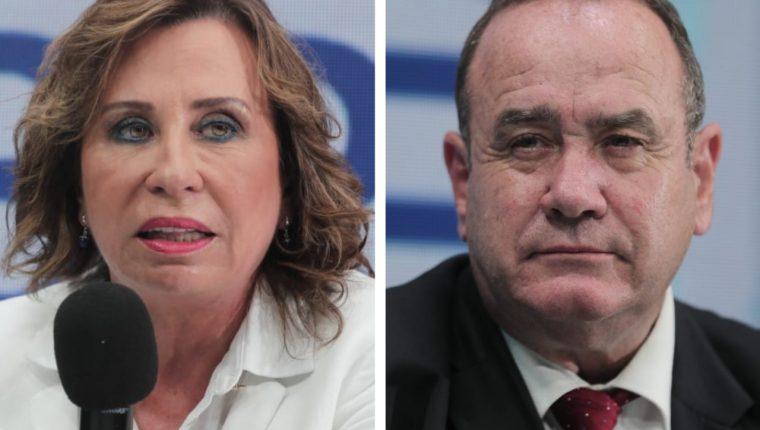 Sandra Torres está a la cabeza del conteo, seguida por Alejandro Giammattei. (Foto: Hemeroteca PL)