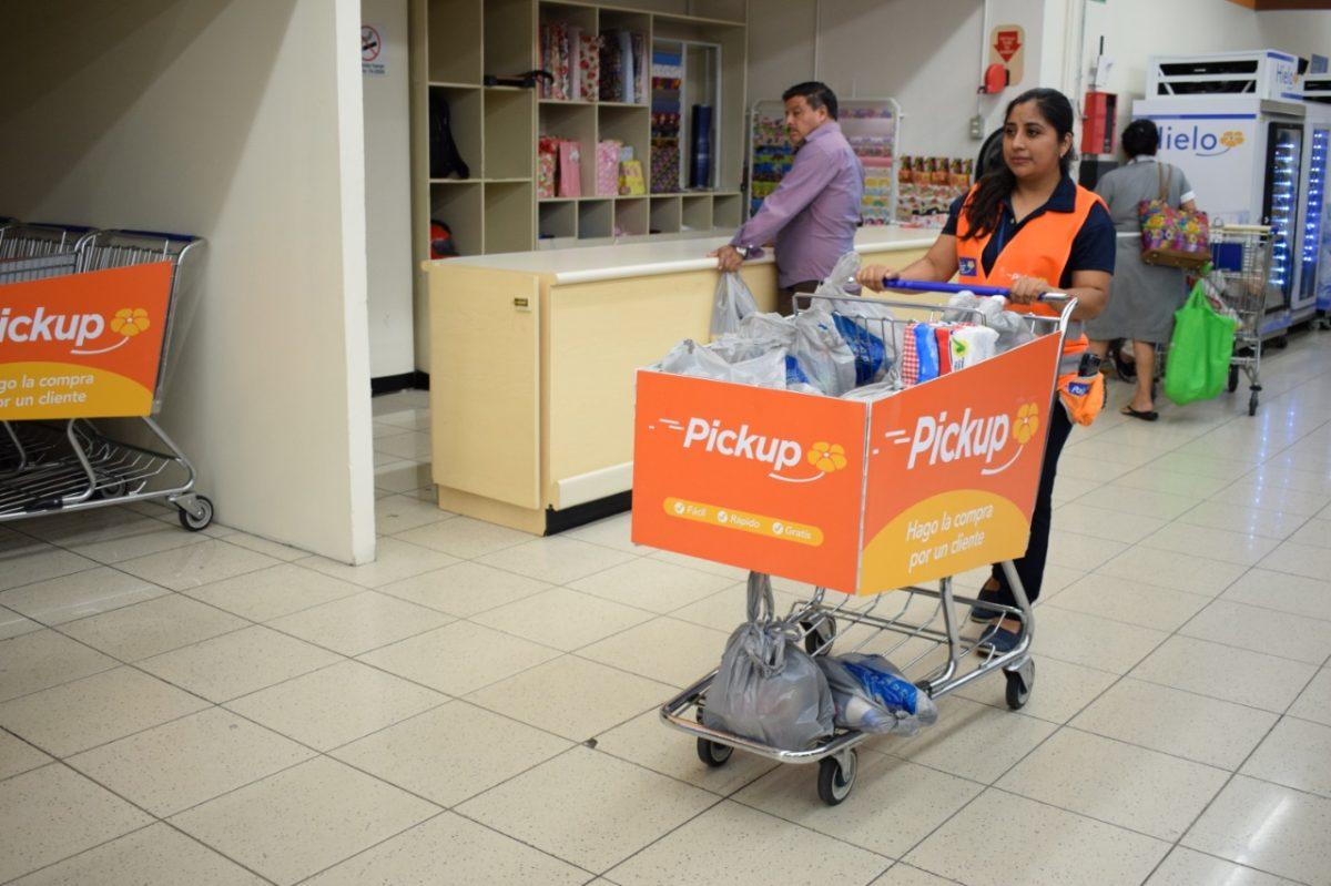 Guatemaltecos podrán ir al supermercado y comprar sin bajarse del carro