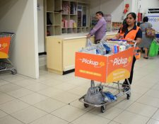 Pick Up, nuevo servicio de tiendas Paiz