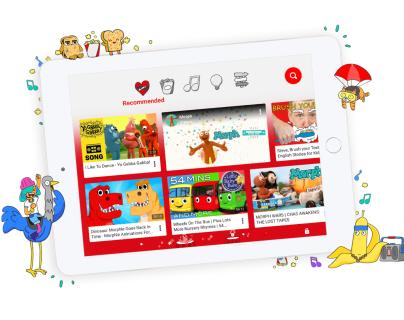 Los videos infantiles estarían disponibles ahora en Youtube Kids. (Foto Prensa Libre: Youtube Kids)