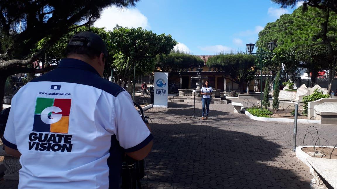 Cabildo Abierto: vecinos de Mixco exigen seguridad, educación y agua entubada