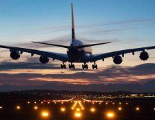 La Administración Federal de Aviación (FAA) de Estados Unidos ha prohibido los vuelos sobre el estrecho de Ormuz y el golfo de Omán. (Foto Prensa Libre: Hemeroteca)