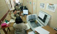 El Archivo Histórico de la Policía Nacional pertenece al Archivo de Centroamérica. (Foto Prensa Libre: Hemeroteca)