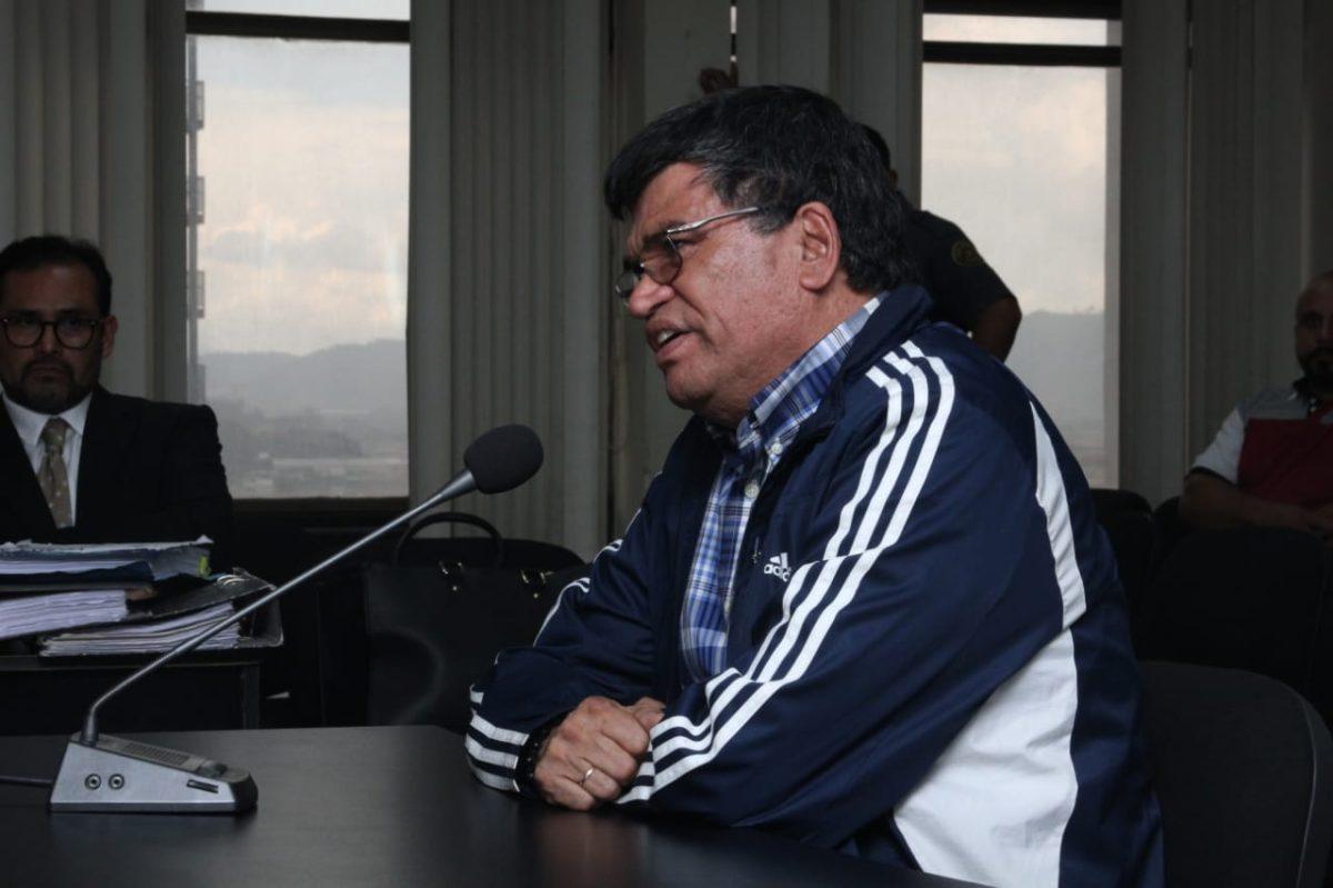 Fiscalía solicita nueve años y tres meses de prisión para Arnoldo Medrano, exalcalde de Chinautla