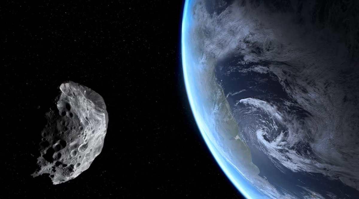 Así es el 2008 KV2, el enorme asteroide que pasará cerca de la tierra el 27 de junio