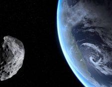 El 2008 KV2 es un asteroide que se aproxima a la tierra a una velocidad de 40 mil 800 km por hora. (Foto Prensa Libre: Servicios)