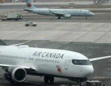 Air Canada dijo que están investigando el incidente. GETTY IMAGES