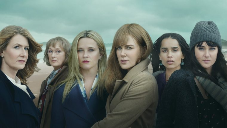 Big Little Lies estrena su segunda temporada (Foto Prensa Libre: HBO).