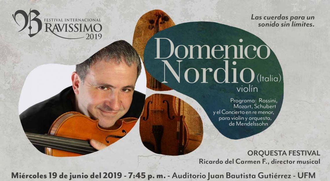 Orquesta Festival: Domenico Nordio