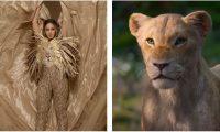 La cantante estadounidense Beyoncé presta su voz para exitoso filme de Disney. (Foto Prensa Libre: Instagram)