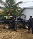Los operativos son llevados a cabo en Petén y Alta Verapaz. (Foto Prensa Libre: PNC)