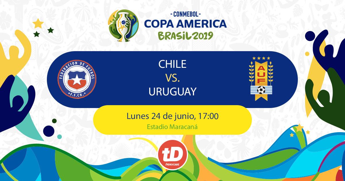 chile vs uruguay - photo #28