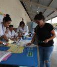 Se percibe una baja participación de la juventud en las elecciones generales 2019, según expertos. (Foto Prensa Libre: Óscar Rivas).