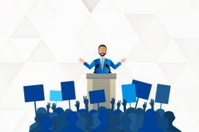 Gráficos interactivos: ¿Cuánto se conoce a los candidatos?