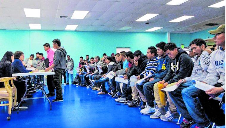 Guatemaltecos que viven en cuatro ciudades de Estados Unidos podrán emitir su voto este 16 de junio.(Foto Prensa Libre: Hemeroteca PL)