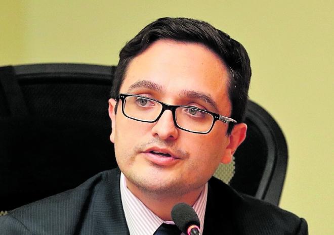 Fiscales piden protección para el jefe de la Feci, Juan Francisco Sandoval